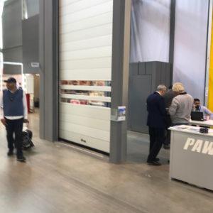 Westwood-Stuttgart-Exhibition-High Speed Door