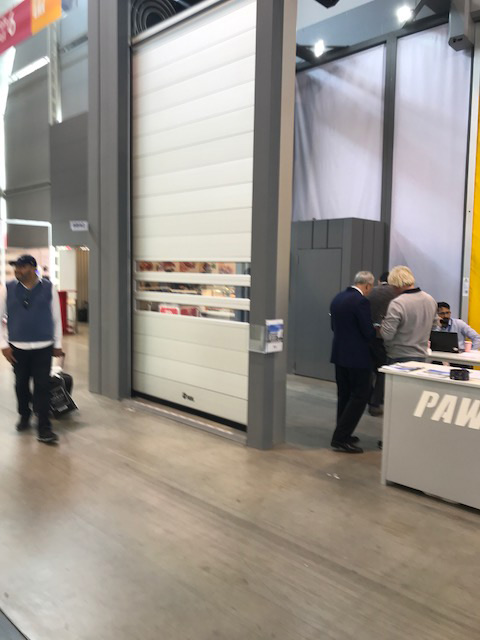 Westwood-Stuttgart-Exhibition-High Speed Door