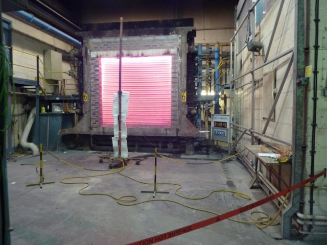 Fire Shutter Safety Testing