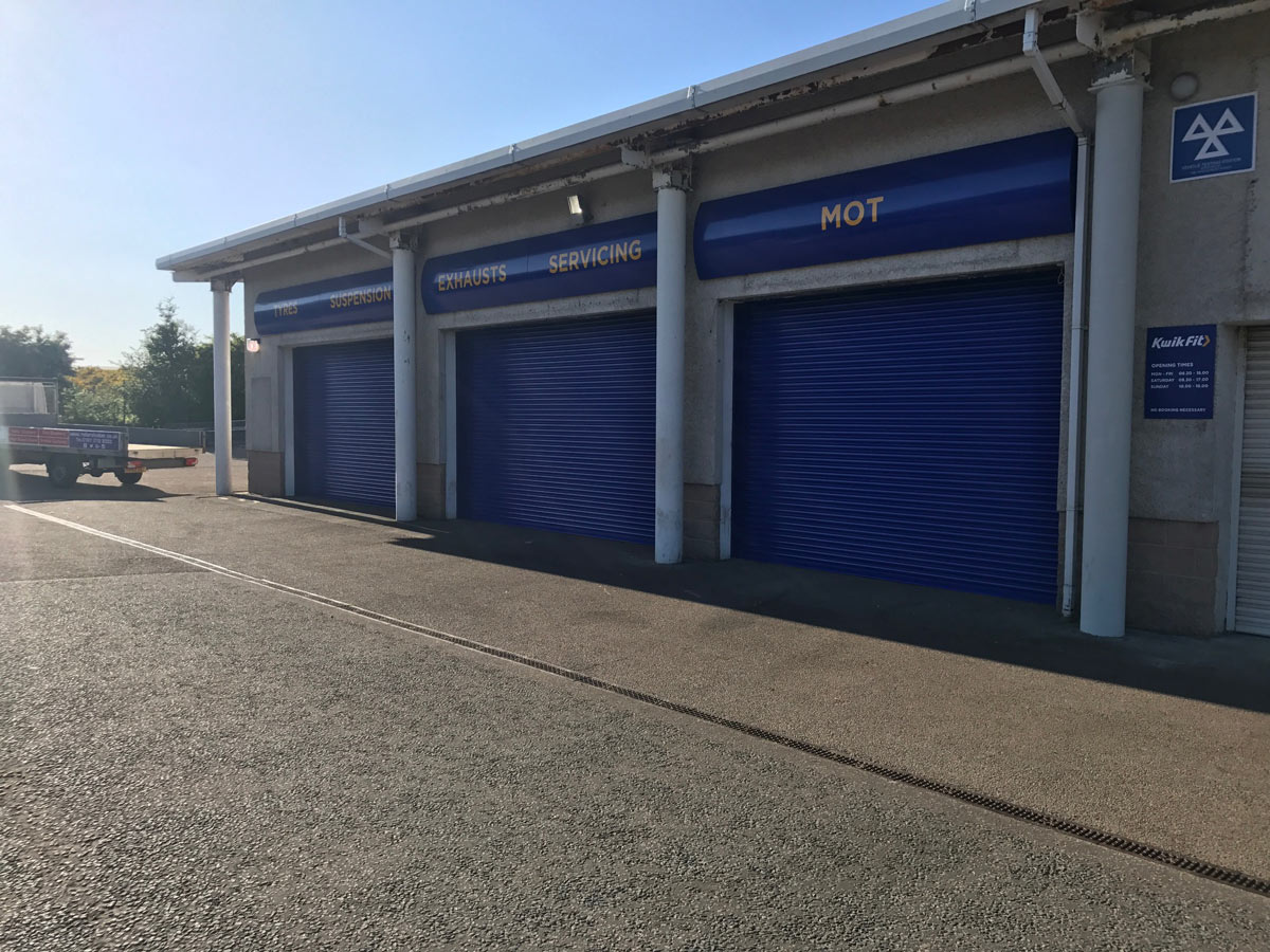 KwikFit Roller Shutters- Westwood Security Shutters (4)