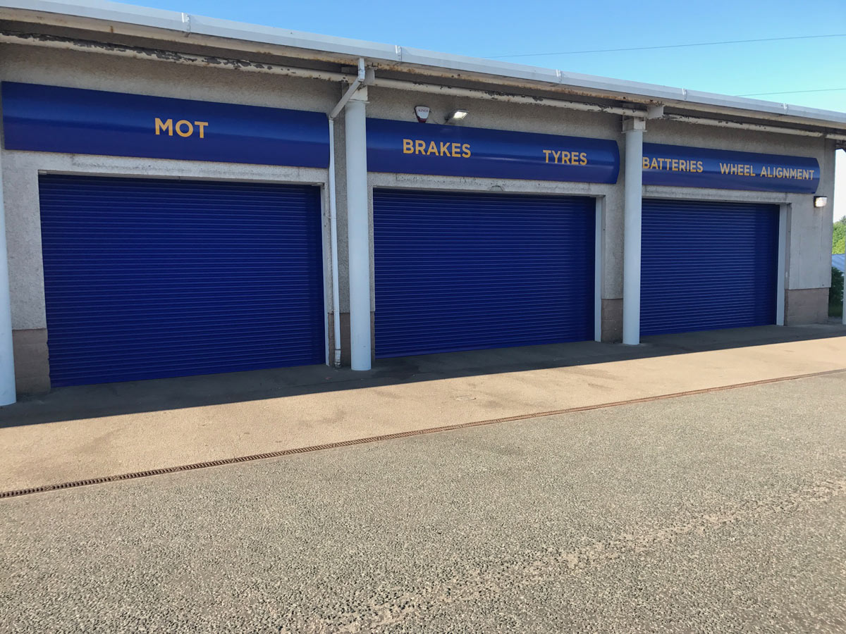 KwikFit Roller Shutters- Westwood Security Shutters (5)