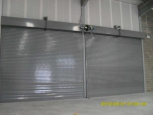 Twin Skin Insulated Fire Shutters- Chippenham