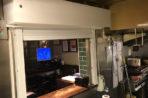 Pub Canteen Fire Roller Shutter, Wiltshere