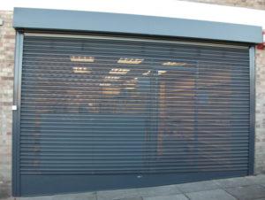 Shop Shutter Liverpool