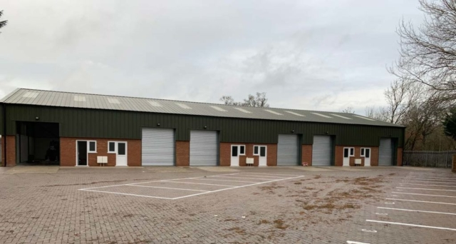 London Industrial Insulated Roller Shutters 1- Westwood Security Shutters