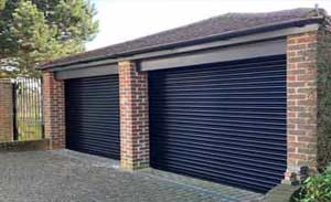 Domestic Roller Shutter Cambridge