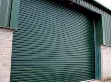 Insulated Industrial Door