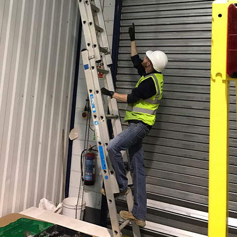 Sheffield and South Yorkshire Roller Shutter Repairs