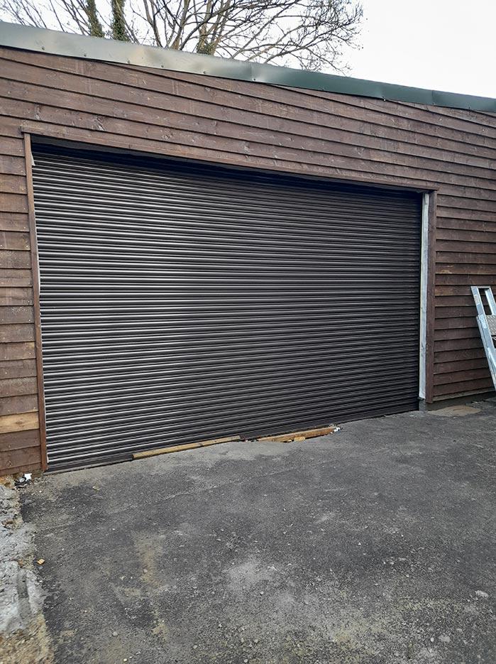 Warehouse Roller Shutter