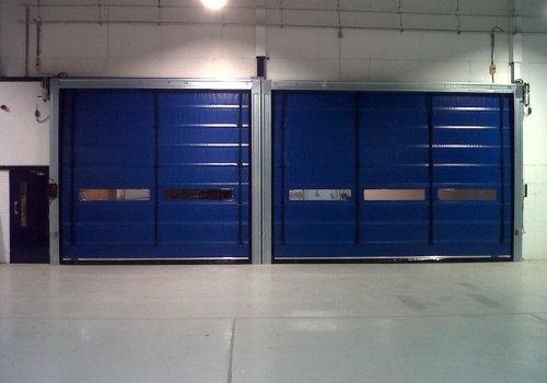 High Speed Stacking Doors (Alfreton)